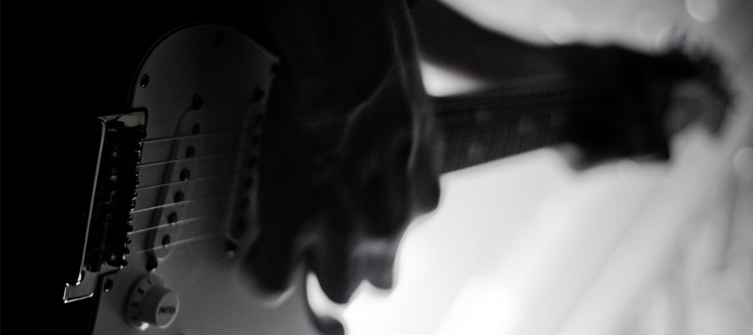 Аренда звука - гитара